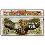 The Phonecard Shop: Switzerland, Sir Rowland Hill AG - Wilhelm Tell, 322L, 1 unit
