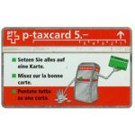 The Phonecard Shop: Telecom PTT - alles auf eine Karte, 409L, 5 units