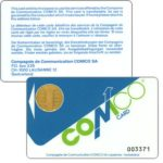 The Phonecard Shop: Switzerland, Comco - Card,  standard card