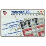 The Phonecard Shop: Switzerland, PTT, 10 units