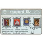 The Phonecard Shop: Switzerland, Stamps museum, 10 units