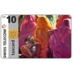 The Phonecard Shop: Switzerland, Indians, 10 CHF