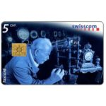The Phonecard Shop: Switzerland, Swiss watches, Revision, 5 CHF