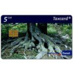 The Phonecard Shop: Switzerland, Pine forest, 5 CHF