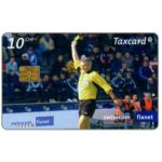 The Phonecard Shop: Switzerland, Football, the impartial, 10 CHF