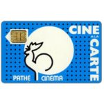 The Phonecard Shop: France, Pathé, dotted background (cinema card)