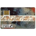The Phonecard Shop: France, Cortot, chip SC-3, 50 units