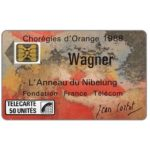 The Phonecard Shop: France, Wagner, chip SC-4on, 50 units