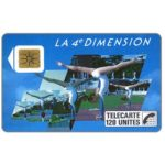 The Phonecard Shop: France, 4e Dimension Femmes, 120 units