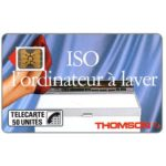 The Phonecard Shop: France, ISO Thomson, chip SC-4on, 50 units