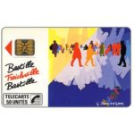 The Phonecard Shop: France, Fromanger - Bastille, 50 units