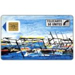 The Phonecard Shop: France, Baltazar, 50 units