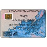 The Phonecard Shop: France, Chapelle Royale 3, 120 units