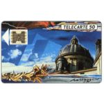 The Phonecard Shop: La Coupole-Academie, chip SC-4ab, 50 units
