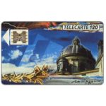 The Phonecard Shop: France, La Coupole-Academie, chip SC-4ab, 120 units