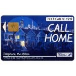 The Phonecard Shop: France, Call Home, chip GEM, 120 units