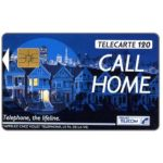 The Phonecard Shop: France, Call Home, chip SO3, 120 units
