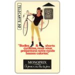 The Phonecard Shop: Monoprix, chip SC-4, 50 units