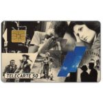 The Phonecard Shop: France, Black&White photos, chip SO3, 50 units