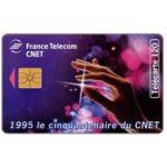The Phonecard Shop: France, CNET, 120 units