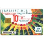 The Phonecard Shop: France, Yves Rocher, 50 units