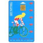 The Phonecard Shop: France, Tour de France '96, 120 units