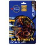The Phonecard Shop: Tour de France 97, 120 units