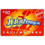 The Phonecard Shop: 111 Pennycall, 10€
