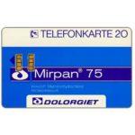 The Phonecard Shop: Germany, Mirpan, 20 units