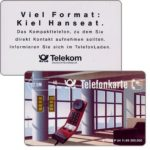 The Phonecard Shop: Kiel Hanseat, chip 10, 12 DM