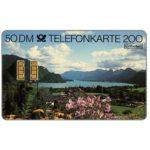 The Phonecard Shop: Germany, Salzburger Land, 50 DM