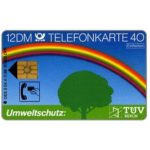 The Phonecard Shop: Germany, TUV-Berlin Umweltschutz, 12 DM