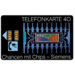 The Phonecard Shop: Siemens chips, 40 units