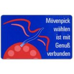 The Phonecard Shop: Germany, Movenpick Hotels, 20 units