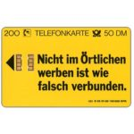 The Phonecard Shop: Telefonbuch, 50 DM