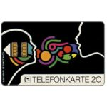 The Phonecard Shop: Germany, Telenorma, 20 units