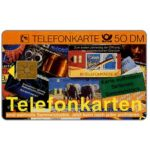 The Phonecard Shop: Kruger Telefonkarten, 50 DM