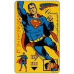 The Phonecard Shop: Superman, 6 DM