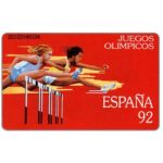 The Phonecard Shop: Germany, Espana Barcelona 1992 Juegos Olimpicos, 6 DM