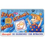 The Phonecard Shop: Germany, Idee+ spiel, 12 DM