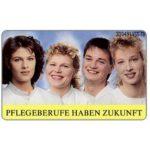 The Phonecard Shop: Germany, Berufe furs Leben, 12 DM