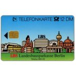 The Phonecard Shop: LBS Berlin, 12 DM