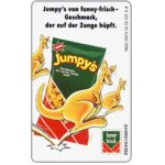The Phonecard Shop: Jumpy, 6 DM
