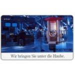 The Phonecard Shop: Telefonhaube, 12 DM