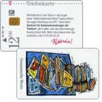 The Phonecard Shop: Germany, Phonecards, grey arrow, 12 DM