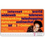 The Phonecard Shop: Germany, T-Online, 12 DM