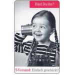 The Phonecard Shop: Germany, T-Versand, 12 DM