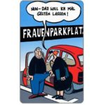The Phonecard Shop: Germany, Parking, 12 DM