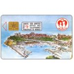 The Phonecard Shop: Monaco, SPA Monaco, 120 units