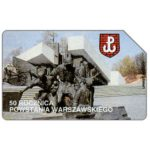 The Phonecard Shop: Poland, Monument, The Insurgents, 50 units